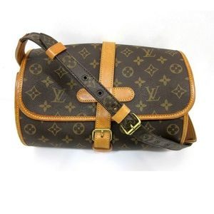 Vintage Louis Vuitton Marne Crossbody Bag